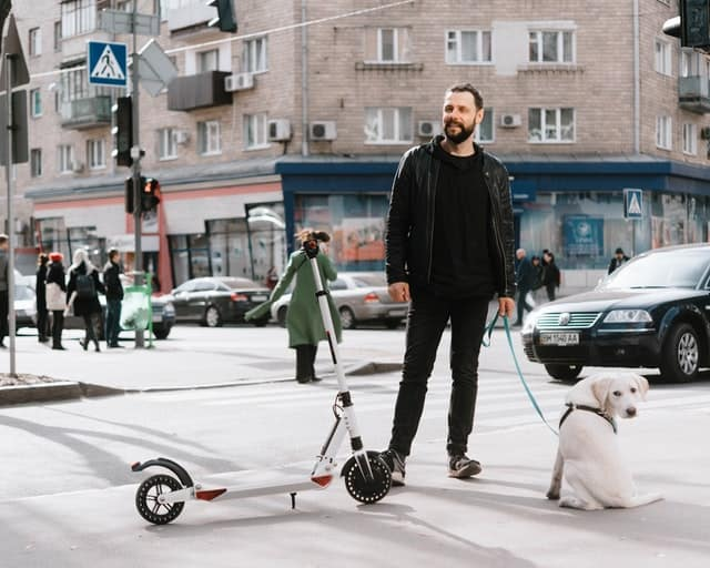 Wil jij een elektrische step kopen voor in Rotterdam?