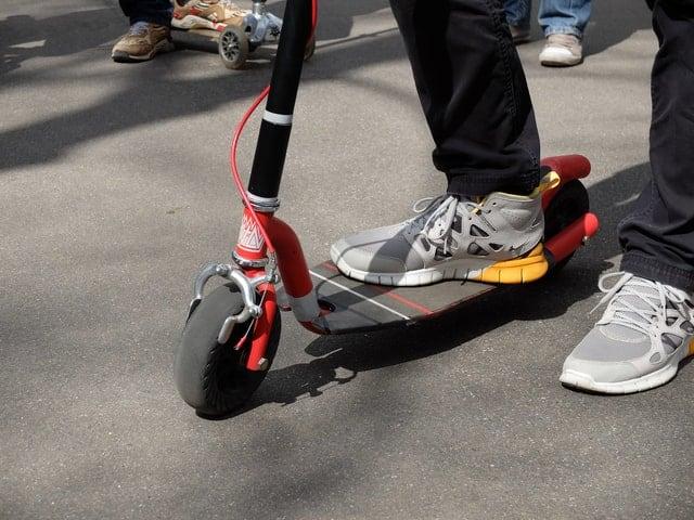 Elektrische step in Utrecht kopen? Onze favoriet de EasyGO X1-TURBO