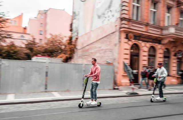 Elektrische Step Kopen Bij EasyGo Benelux Voor In Roosendaal